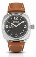 Replica Panerai Radiomir 40mm White Gold Unisex Wristwatch PAM00062