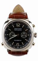 Replica Panerai Radiomir Rattrapante White Gold Pisa Mens Wristwatch PAM00226