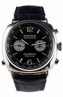 Replica Panerai Radiomir Rattrapante Platinum Pisa Mens Wristwatch PAM00227