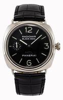 Replica Panerai Radiomir Black Seal White Gold Tarascio 25th Anniversary Mens Wristwatch PAM00261