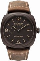 Replica Panerai Radiomir Composite Black Seal 3 Days Automatic Mens Wristwatch PAM00505