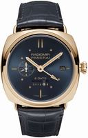 Replica Panerai Radiomir 8 Days GMT Oro Rosso Mens Wristwatch PAM00538