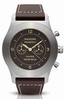 Replica Panerai Mare Nostrum Titanio Mens Wristwatch PAM00603
