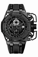 Replica Audemars Piguet Royal Oak Offshore Survivor Mens Wristwatch 26165IO.OO.A002CA.01